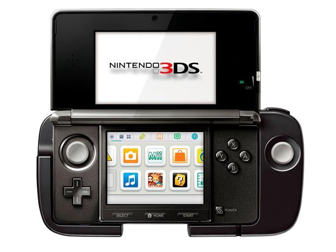 Pad Scorrevole Pro per 3DS