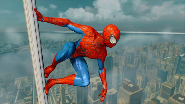The Amazing Spider Man 2 Nintendo 3DS